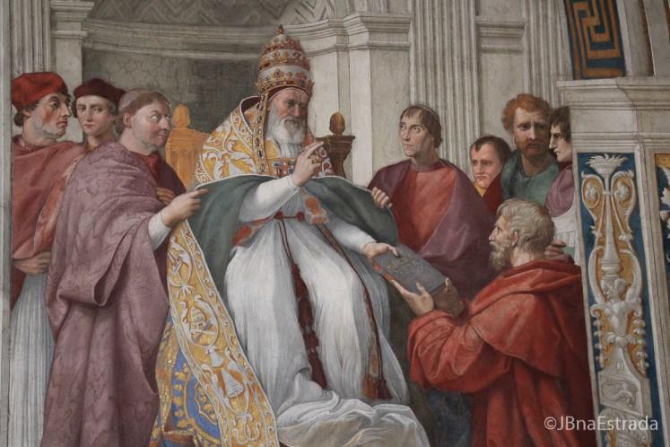 Museus do Vaticano - Salas de Rafael - Sala da Segnatura