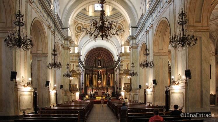 Uruguai - Montevideu - Catedral Metropolitana