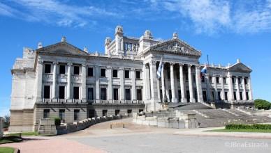 Uruguai - Montevideu - Palacio Legislativo
