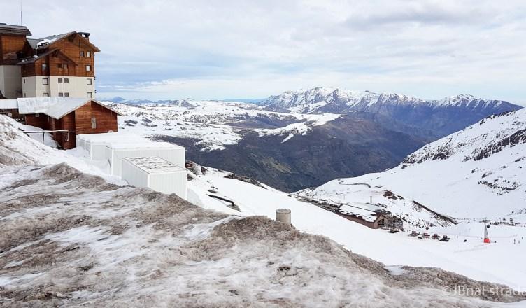 Chile - Santiago - Valle Nevado (Santiago e arredores)