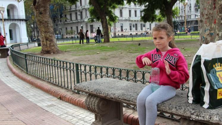 Argentina - Buenos Aires - Plaza de Mayo