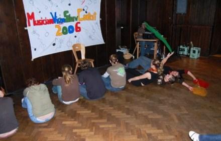 Spieleabend Floor Dance Group 1