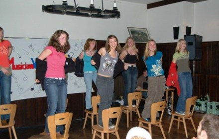Spieleabend Girl Group 2