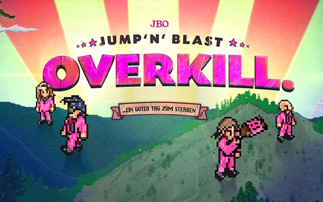 Jump'N'Blast Overkill – das J.B.O.-Spiel