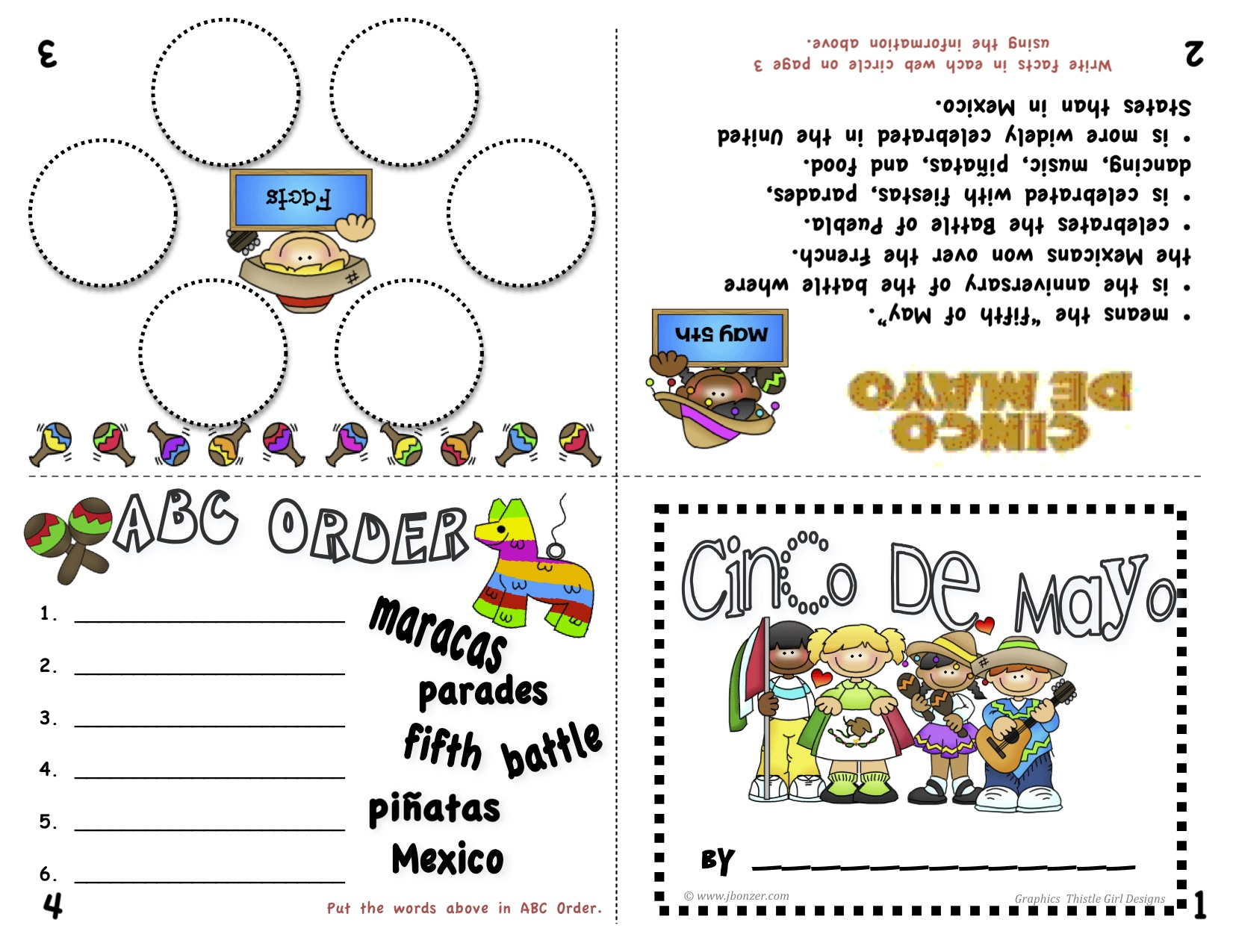 Mrs Bonzer S Miscellaneous Printables