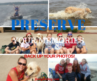 back up your photos - photo collage graphic