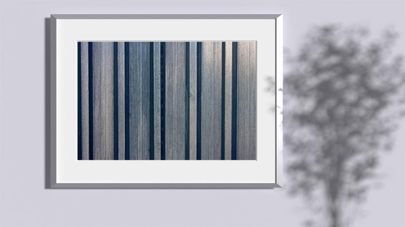 Steel sheet piling wall Frame