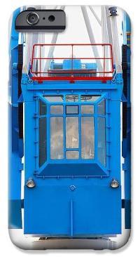 Blue Harbor Crane Phone