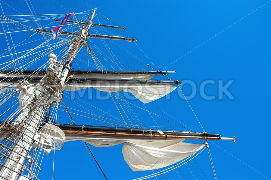 Tall ship yards