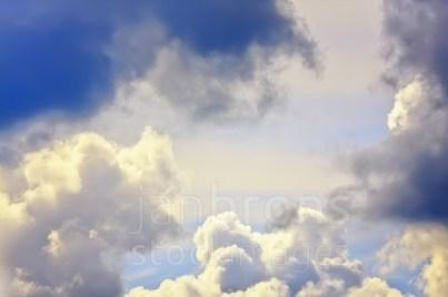 Cumulus storm
