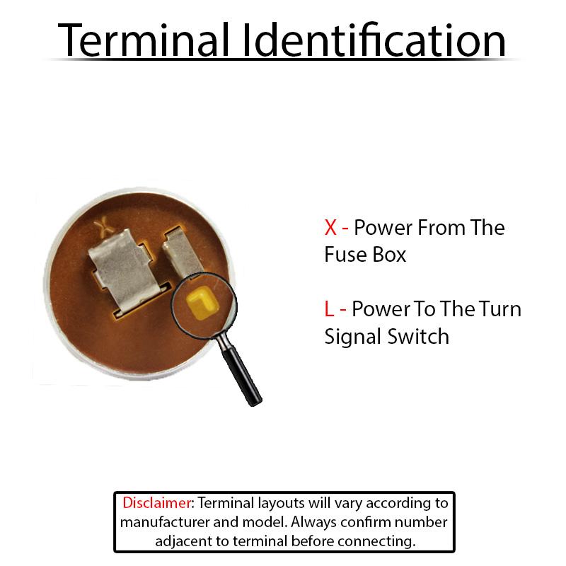 flasher wiring diagram facbooik com Universal Turn Signal Wiring Diagram 6 volt turn signal wiring diagram universal turn signal switch universal turn signal wiring diagram