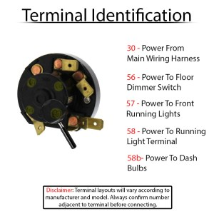 Wiring for VW Headlight Switches and Relays