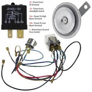 Vw Beetle Horn Wiring  Wiring Diagram