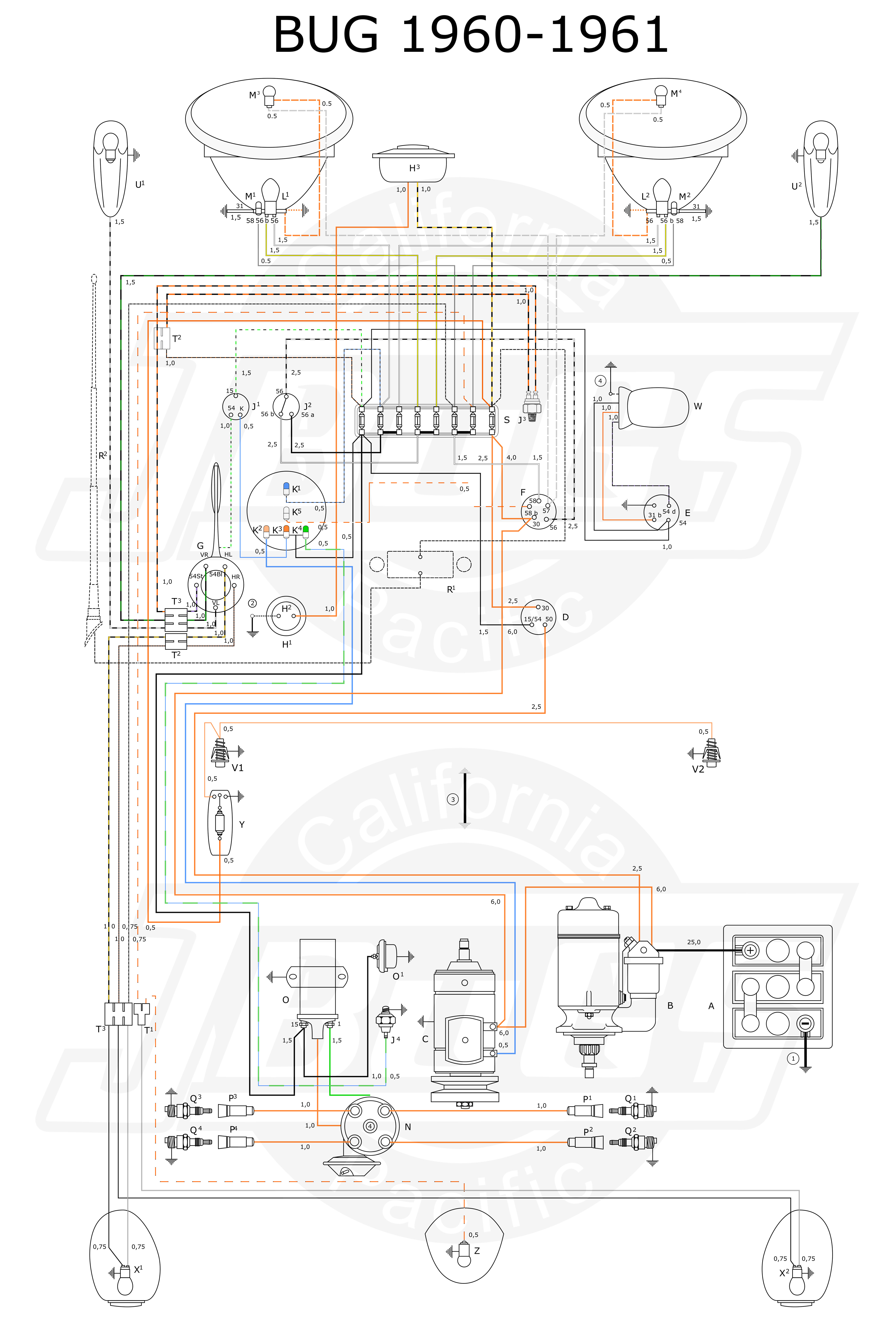 Volkswagen Jetta 2 0 Engine Diagram Starter Wiring Library Vw Air Cooled Bug Detailed Schematic Diagrams
