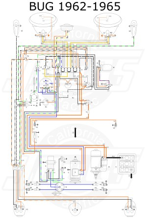 VW Tech Article 196061 Wiring Diagram