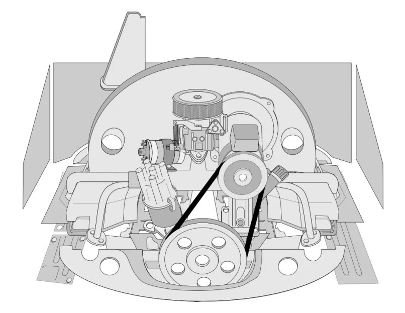 Vw Beetle Engine Parts Diagram