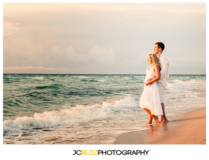 South Beach Engagement - JC Ruiz Photography