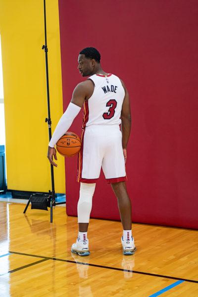 Dwyane Wade's last season in the NBA