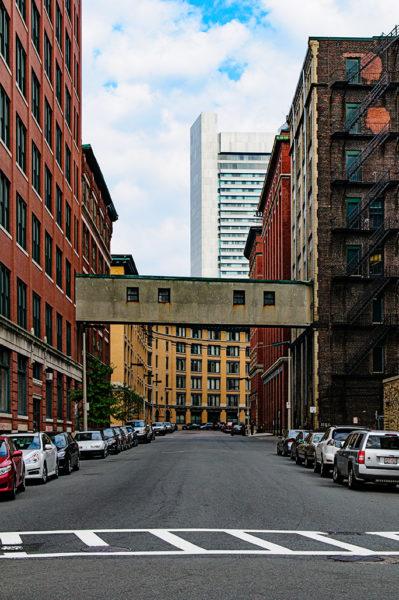 Melcher Street, South Boston