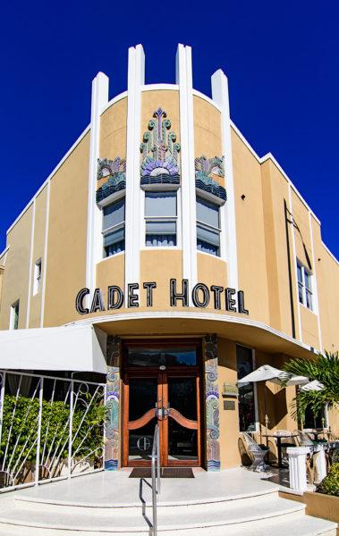 Cadet Hotel, Miami Beach