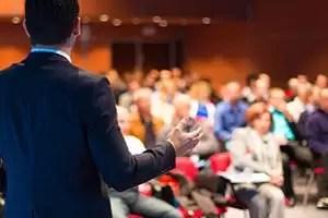 marketing training tip conferences