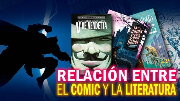 El comic y la literatura