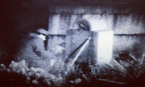 """Foto del """"misterioso visitante"""""""