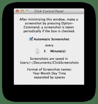 Click app mac
