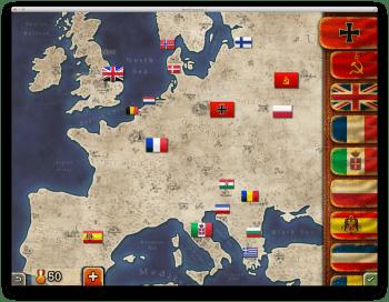 World Conqueror 2 guerre froide