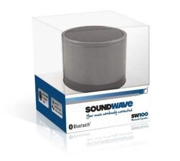 soundwave sw100 bouton unboxing