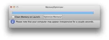 MemoryOptimizer optimiser ram