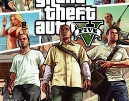 Grand Theft Auto V trailer officie