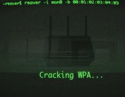 cracker un reseau Wi-Fi WPA cracking wpa