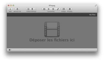 iffmpeg mac video conversion