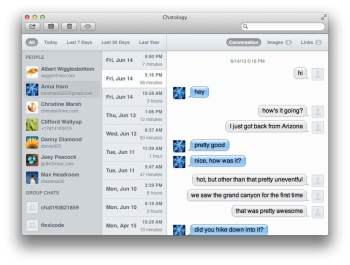 chatology app mac