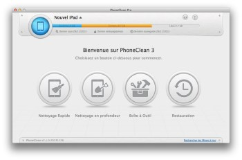 nettoyer un iPhone ou iPad Comment nettoyer un iPhone