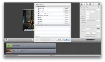 exporter capture ecran video