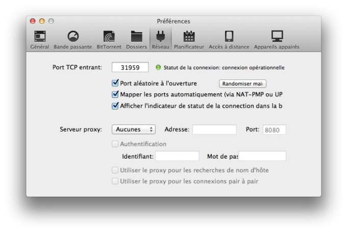 utorrent lent port tcp upnp