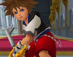 Kingdom Hearts HD 2.5 personnages