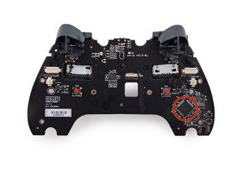 steam manette demontage