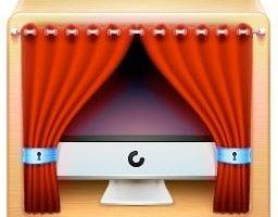tuto cacher des fichiers sur Mac