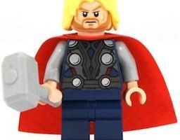 LEGO Marvel Thor trailer