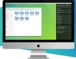 Mac OS X 10.10 Syrah images