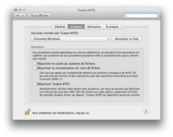 mac ntfs tuxera volumes