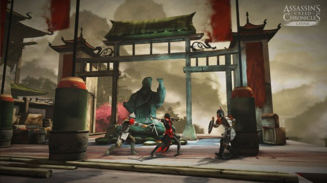 Assassin's Creed Chronicles : China