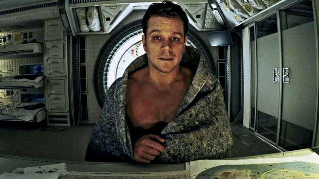 Seul Sur Mars : Matt Damon