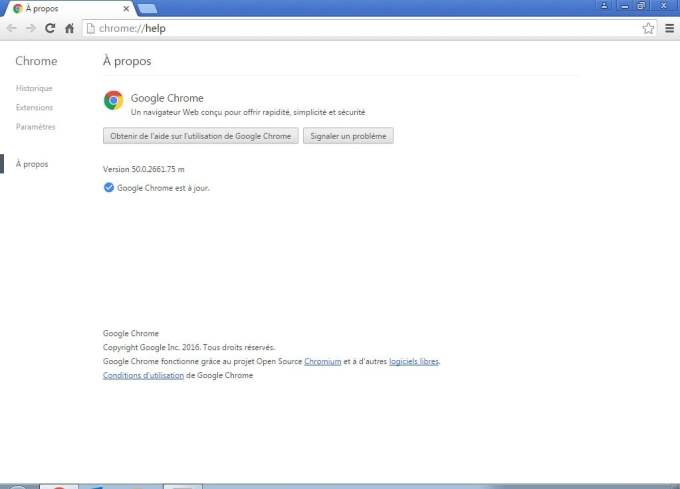 installer google chrome 64 bits ancienne version 32