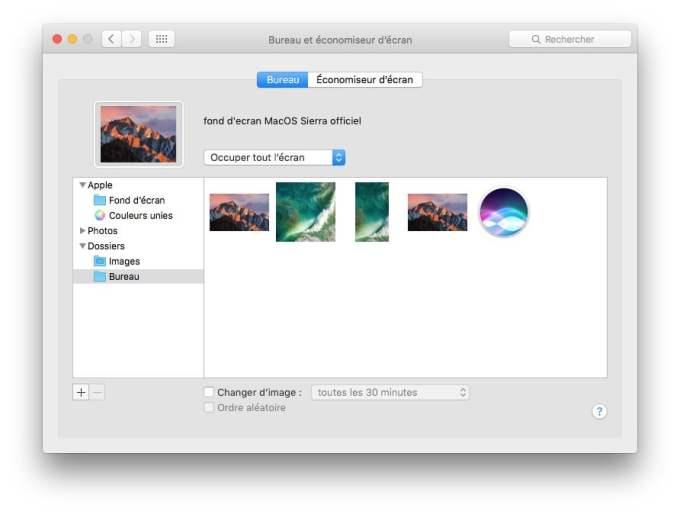 fond d'ecran MacOS Sierra 10.12