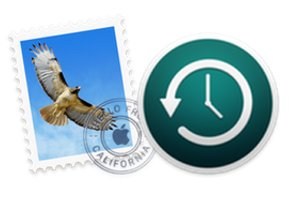 Exporter les courriers Apple Mail sauver email tuto