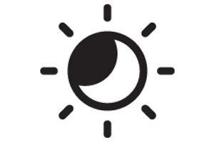 Activer l'éclairage nocturne de Windows 10